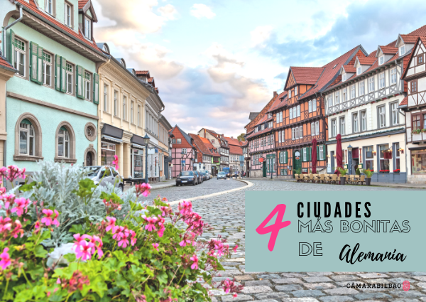 Ciudades más bonitas Alemania