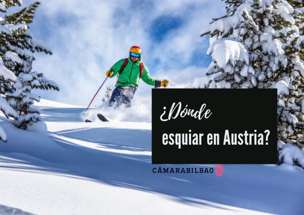 ¿dónde esquiar en Austria?