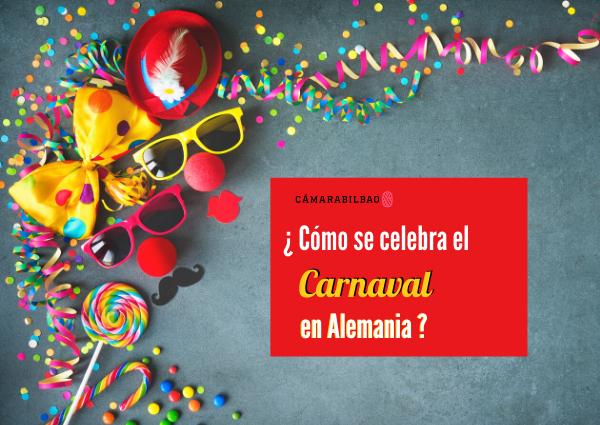 ¿Cómo se celebra el carnaval en Alemania?