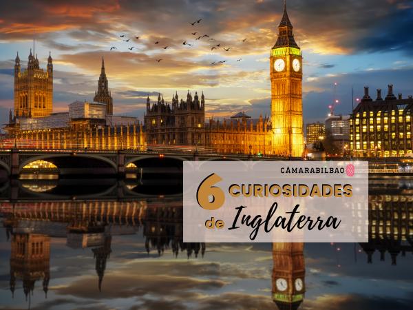 6 Curiosidades de Inglaterra