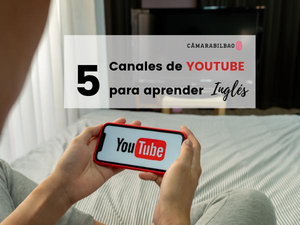 5 Canales de Youtube para aprender inglés