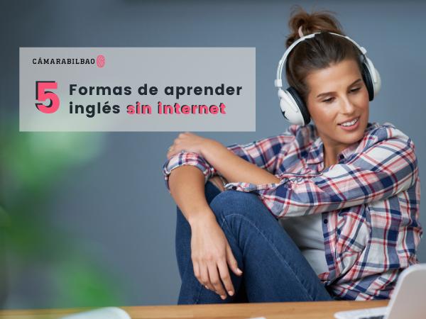 aprender inglés sin Internet